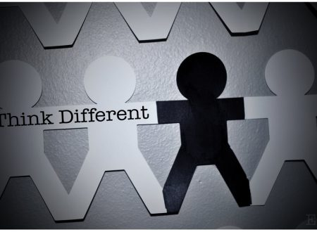 Pensa in modo differente!