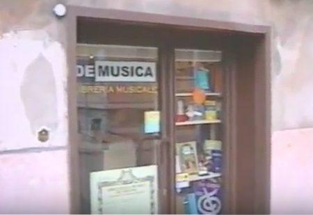 Ricordo della Libreria DE MUSICA di Verona (1997-2005)