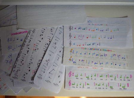 Dodecafonia a scuola (compito autentico)