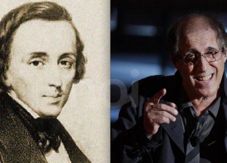 Chopin e Celentano.